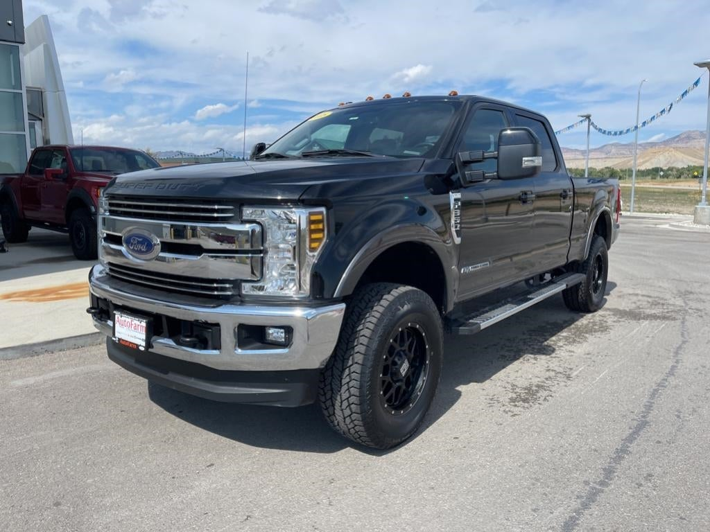 2018 Ford Superduty F 350 Lariat In Price Ut Autofarm